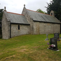 St Peter's Church, Cogan